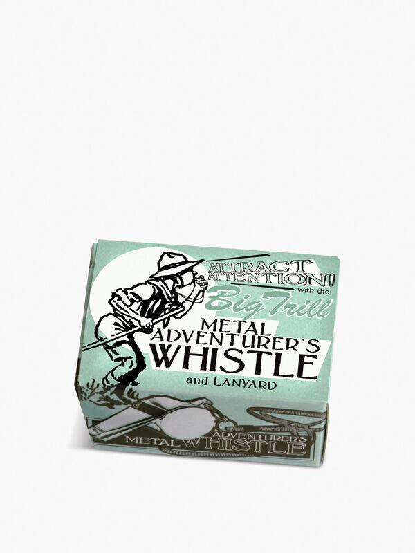 Adventurer's Whistle