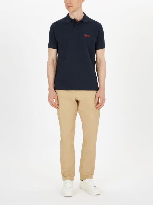 Essential Pique Polo Shirt