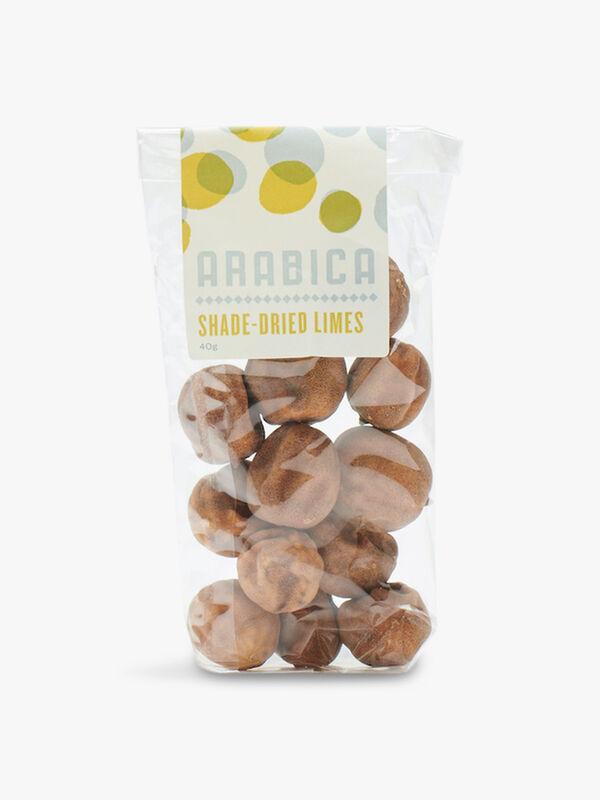 Shade Dried Limes (Loomi) 40g