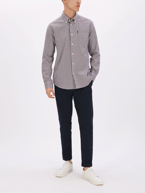 Gingham 15 Tailored Shirt