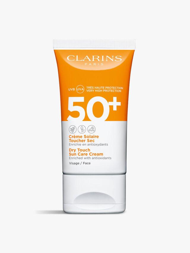 Dry Touch Facial Sun Care Cream UVB/UVA 50+