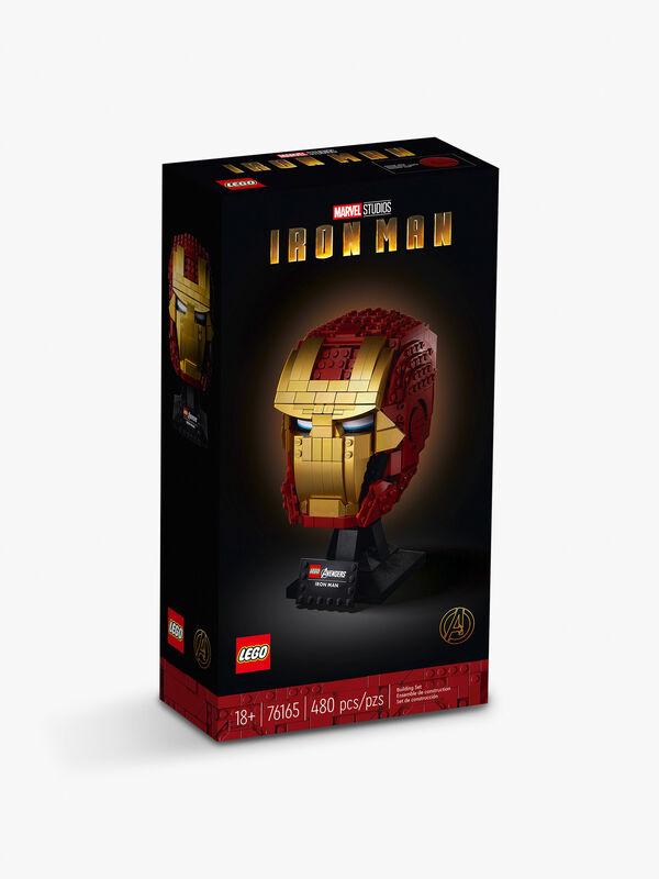 Avengers Iron Man Helmet