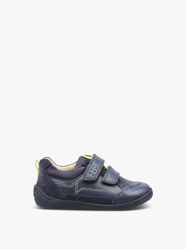 Zigzag-Navy-Leather-Pre-School-Shoes-1483-9