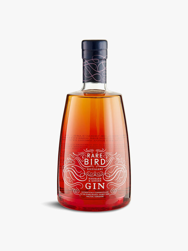 Rare Bird Rhubarb and Ginger Gin 70cl