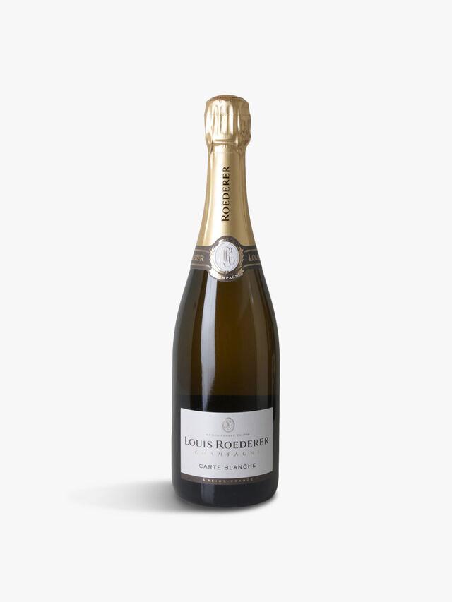 Carte Blanche Demi-Sec Champagne NV 75cl