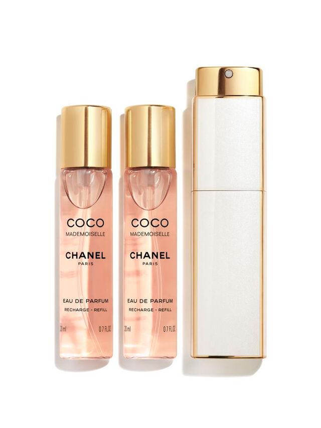 COCO MADEMOISELLE Eau De Parfum Twist and Spray 3x20ml