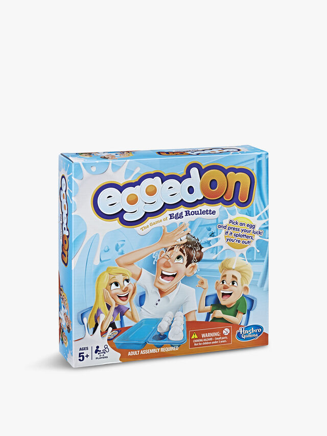Egged On Board Game