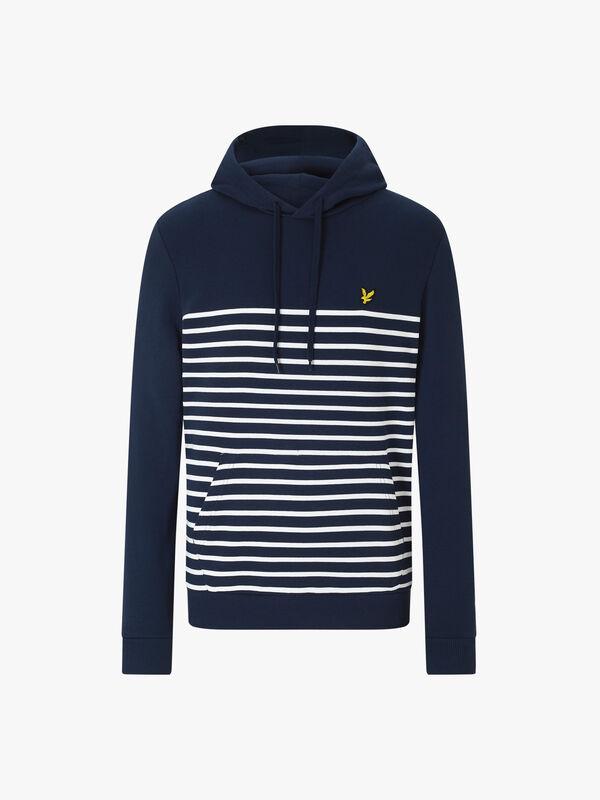 Stripe Hoody