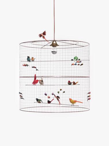 Large Bird Ceiling Light