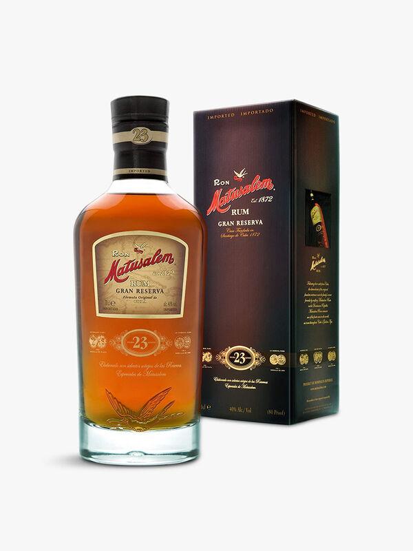 Matusalem Gran Reserva 23yr Rum 70cl