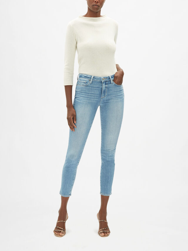 Hoxton Skinny Ankle Jeans