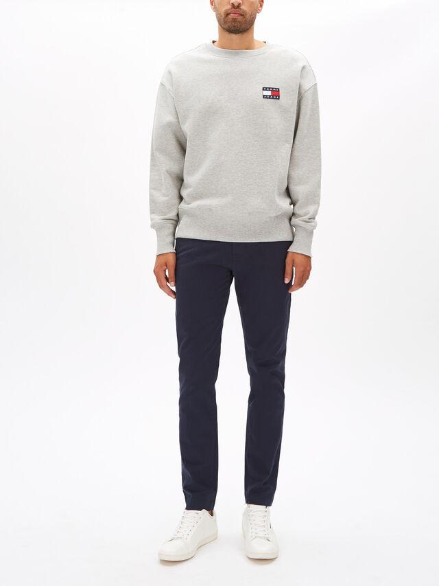 Tommy Badge Sweatshirt