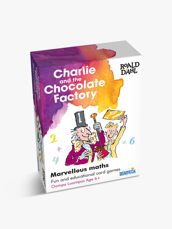 Charlie and the Chocolate Factory Maths Game