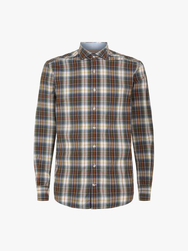 Autumn Check Shirt