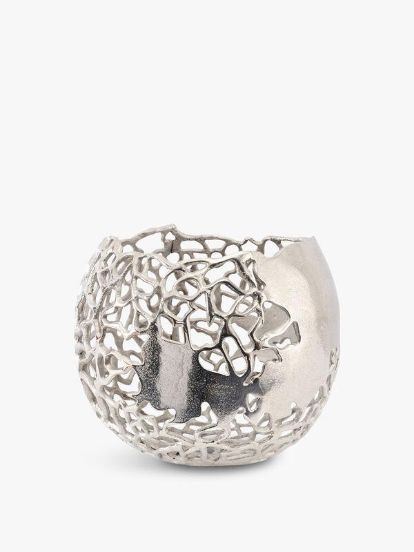 Apo Coral Spherical Vase