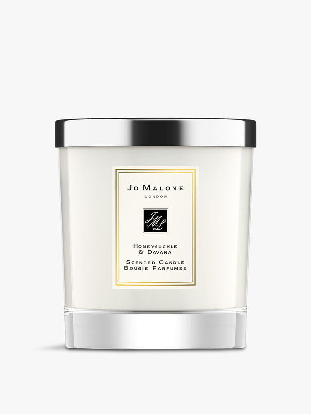 Jo Malone London Honeysuckle and Davana Home Candle 200g