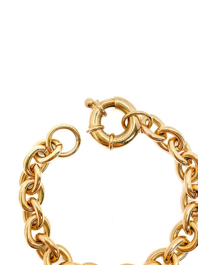 Vintage Chunky Chain Bracelet