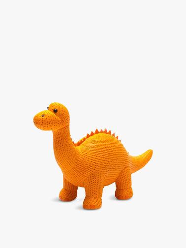 Rubber Mini Diplodocus Teether
