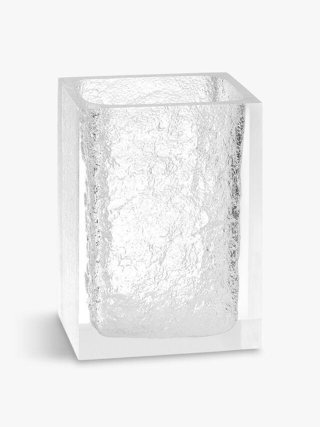 Ice White Soap Dispenser