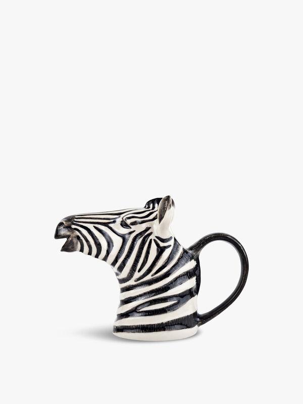 Zebra Large Jug