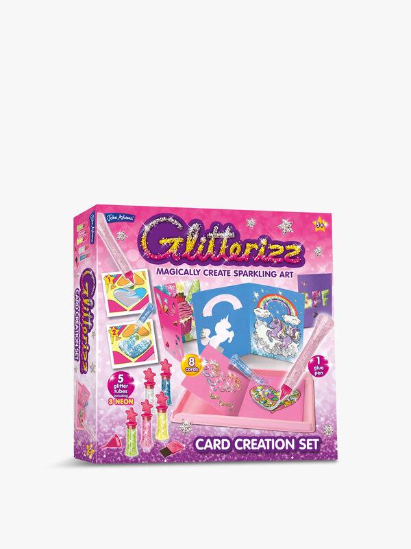 Glitterizz Card Creation