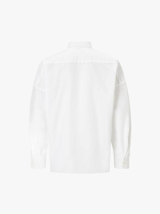 Classic Wide Sleeve Shirt