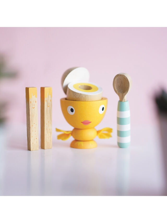 Egg Cup & Soldiers