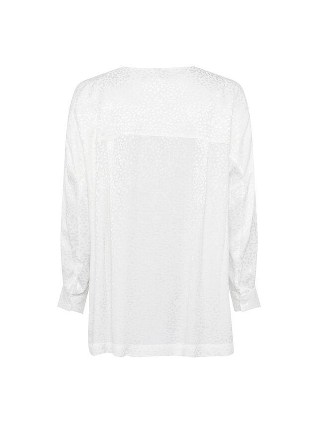 Chofa Drape V-Neck Shirt