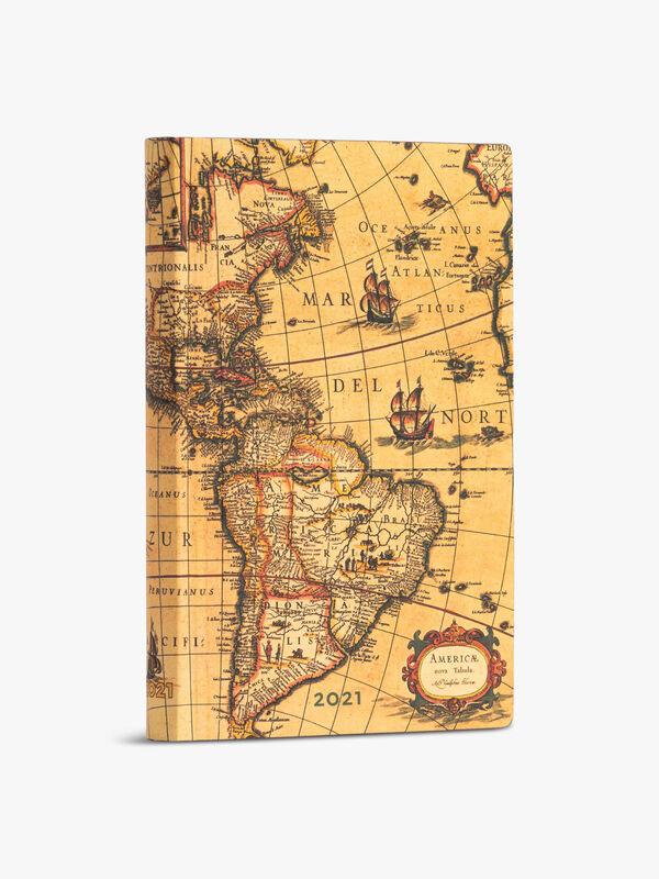 Western Hemisphere Mini Diary