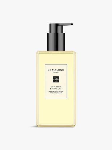 Lime Basil & Mandarin 500ml Body & Hand Wash