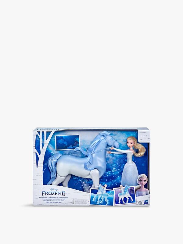 Elsa And Nokk Aquatic Set