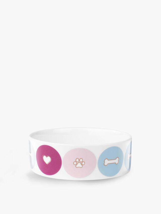 Pet Icons Small Dog Bowl