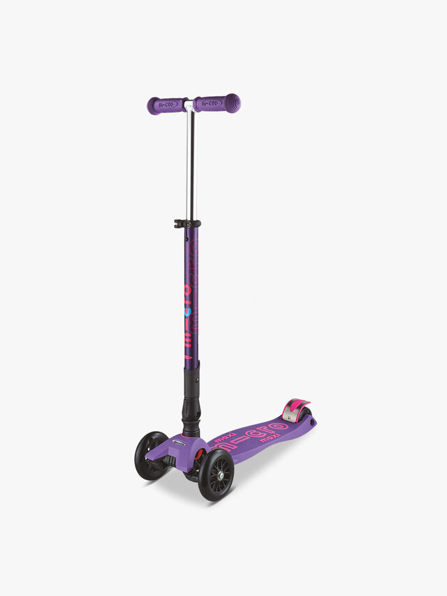 Maxi Micro Deluxe Foldable Scooter