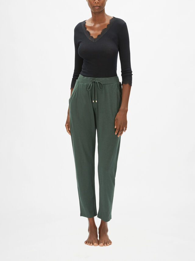Sleep & Lounge Single Jersey Long Pants