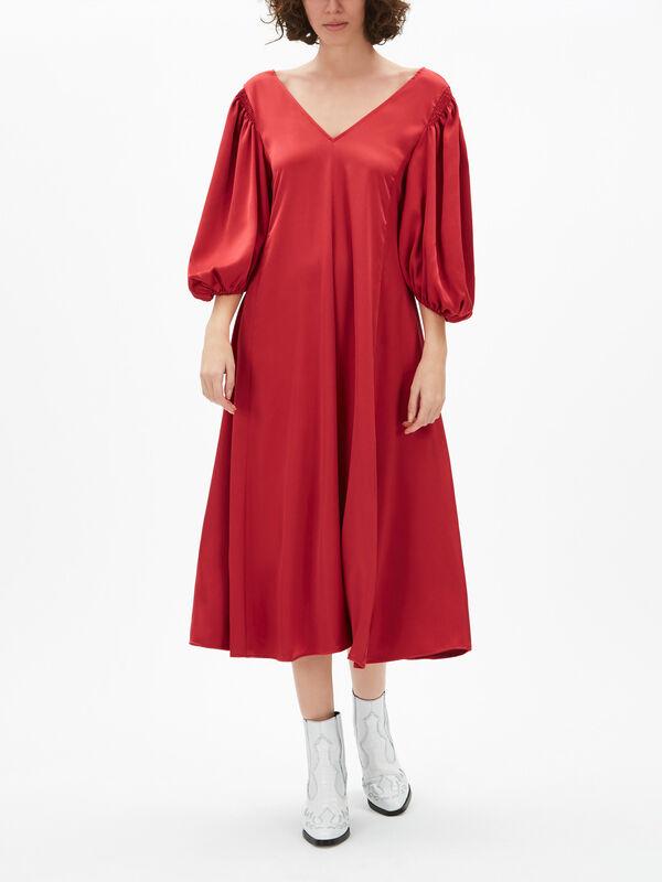 Marlen Sheen Midi Dress