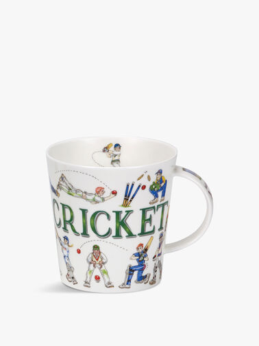 Cairngorm Sporting Antics Cricket Mug
