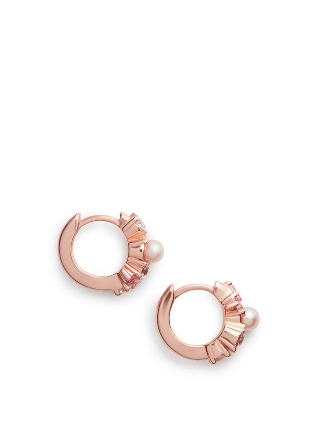 Under the Sea Huggie Earrings