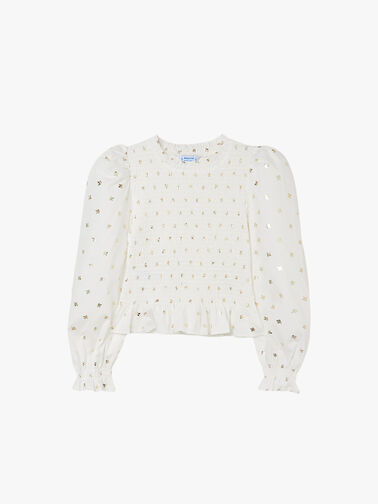 Honeycomb-blouse-7154-AW21