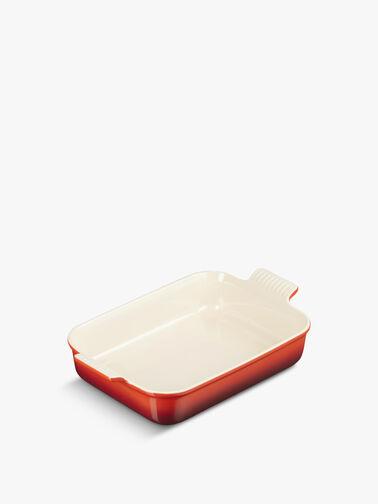 Deep-Rectangular-Dish-32cm-Cerise-Le-Creuset