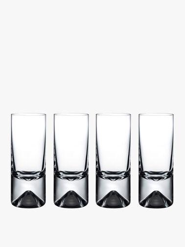 No.9 High Ball Glass Set of 4