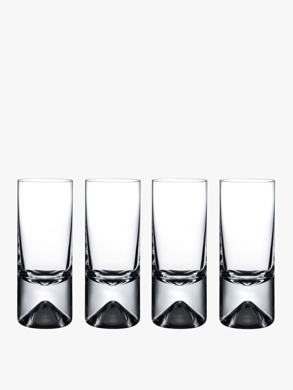 No.9 High Ball Glass Set of 4