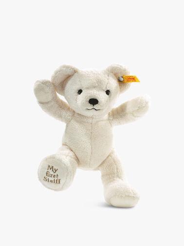 My First Steiff Teddy Bear - Cream