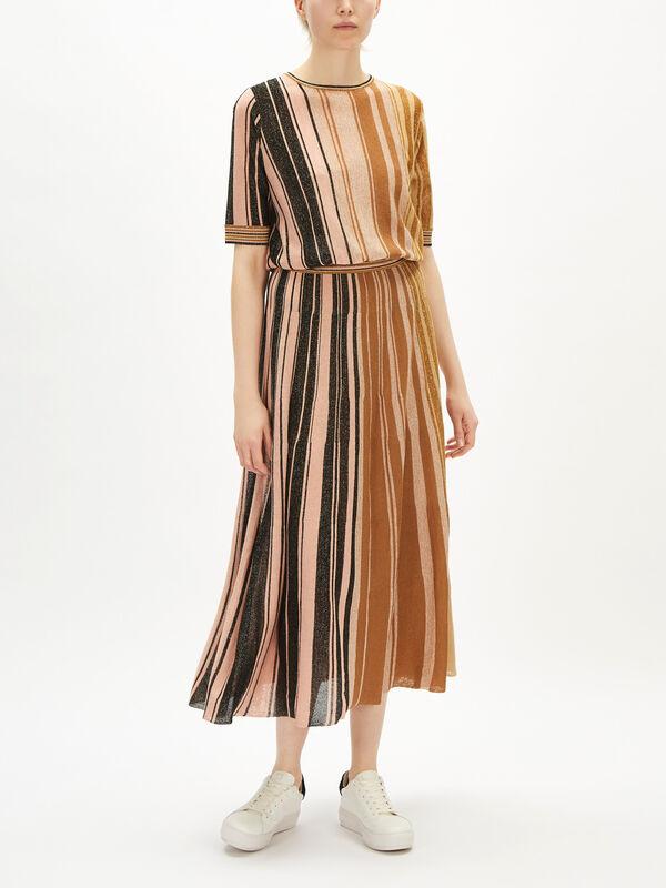 Girotta Lurex Dress