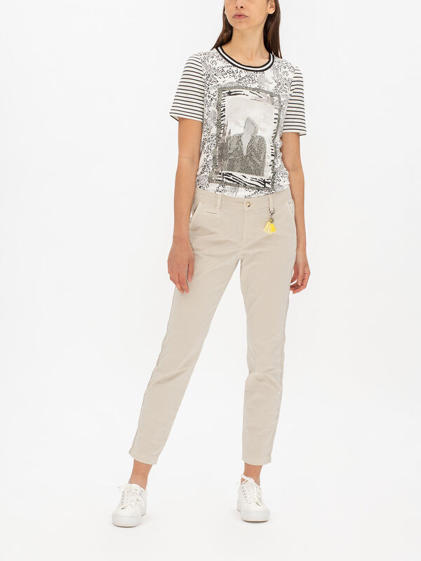 Soft Washed Casual Chino