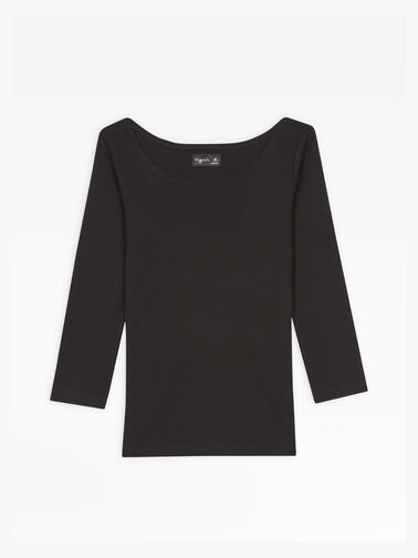 3-4-Sleeve-T-Shirt-Le-Chic-ED67JG13