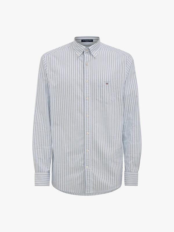 Oxford 2 Colour Shirt