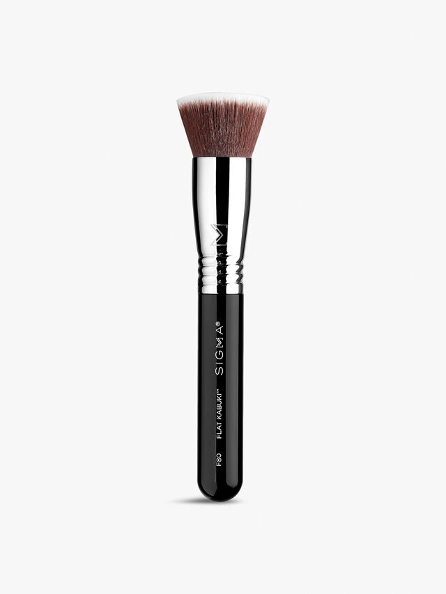 F80 Flat Kabuki Face Brush