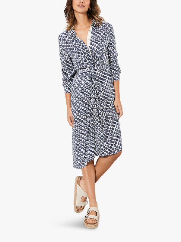Samantha Shirt Dress