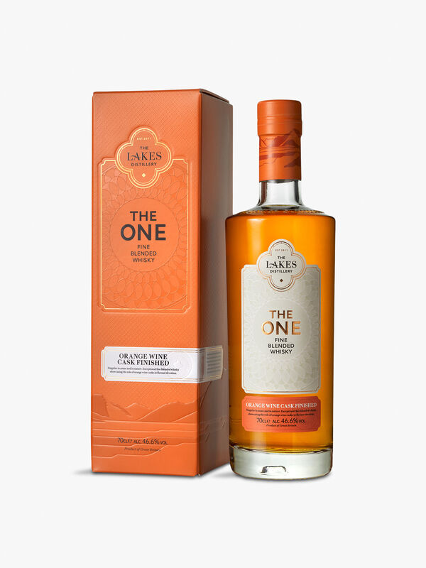 The One Orange Wine Cask Finished 70cl