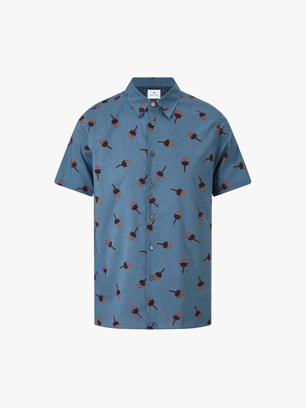 Thistle Print Shirt